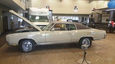 1971 CHEVY MONTE CARLO SS 454