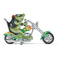 Frog Wild...