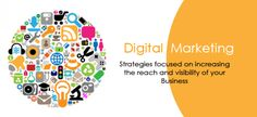 According to your business objectives, we create digital marketing strategy which can build your brand & increase revenue. We offer seo, smo, sem, smm, youtube and affiliate marketing services.