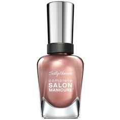 Sally Hansen Sally Hansen Complete Salon Manicure Metallics And... (32 BRL) ❤ liked on Polyvore featuring beauty products, nail care, sally hansen, sally hansen nail care and sally hansen beauty products