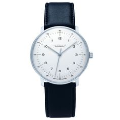 JUNGHANS MAXBILL ユンハンス マックスビル オートマチック 腕時計 JH-027.3500.00