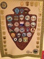 Image result for junior ranger badge display