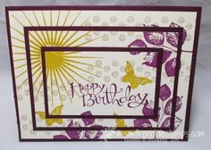 Stamp & Scrap with Frenchie: Triple time Stamp with Kinda Eclectic