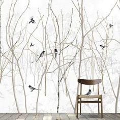 wallpaper-pattern-magpie