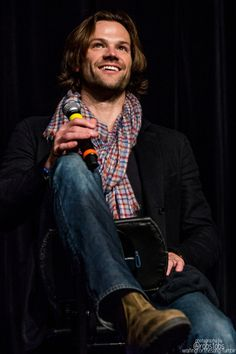 Jared at the Nashville SPN con 2016