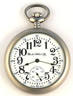 Gorgeous Antique Pocket Watches