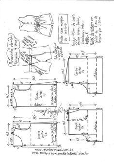 Details about Kids Baby Girls Jumpsuits Condole belt dot Leggings Summer Clothes Outfits Kids Dress Patterns, Kids Clothes Patterns, Sewing Patterns Free, Baby Patterns, Clothing Patterns, Kids Clothing, Clothing Stores, Fashion Kids, Fashion Sewing