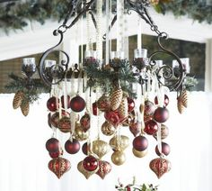 Baroque Collection Themed Ornaments from Celebrate It™