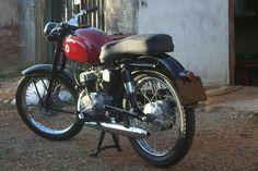 Ossa 125  (restaurada)