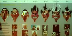 CHARACTER DESIGN INFO: Pixar's Presto Artwork, Animatics, and some interesting facts.