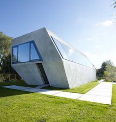 SODAE-House, Amstelveen [NL]  VMX Architects