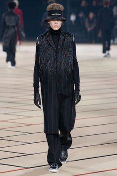 Défilé Dior Homme homme Automne-hiver 2017-2018