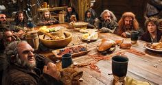 The Hobbit Desolation of Smaug Beorn House Hobbit: The Battle of the Five Armies Extended Cut Features 30 Extra Minutes