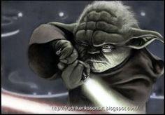 Jedi Master Yoda by FredrikEriksson1