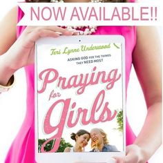 So excited about this book!! I ordered my copy today and can't wait to get my copy. Get yours here >>> http://amzn.to/2tEQ6GK (afflink) We dont have to be perfect pray-ers nor do our prayers have to be perfect  because the God who hears and loves usand our girlsis perfect and perfectly able. What a gift it is for us as moms to remind them of this good Father who knows them not from Facebook status updates but because He is the One who made them!  Teri Lynne Underwood from her new book…