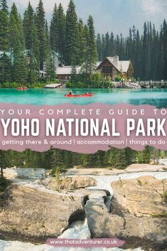 Things to do in Yoho National Park