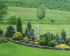 conifer garden ideas this is an example of a large eclectic backyard landscaping in conifer garden design ideas australia