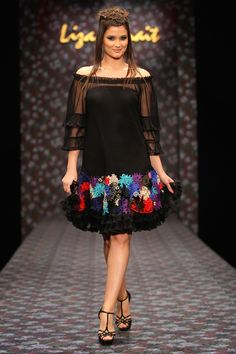 Rochie tull Liberty, Peplum Dress, My Favorite Things, Collection, Dresses, Fashion, Moda, Freedom, Vestidos