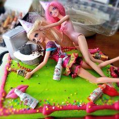 White Girl Wasted cake