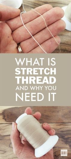Learn All About Maxi-Lock Stretch Thread and Wooly Nylon and Why You'll Love Them For Sewing Knits