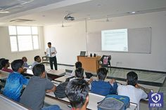 RNB Global University has become an education hub amongst knowledge seekers & one of the best places to pursue higher #education. On regular basis RNBGU organizes numerous seminars & guest lectures on different topics & fields to impart new skills & knowledge amongst students.   On 20th August 2016 an interactive #seminar on Role & Importance of Manufacturing & Production in Industry was held at RNBGU #campus. #Students were updated that GDP from #Manufacturing in India increased to 4908.33…