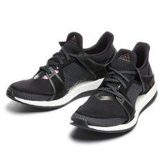 Ladies [ADIDAS] Adidas pureboost x tr w Pure boost X TR W AF5926 16SP BLK / BLK / ONIX