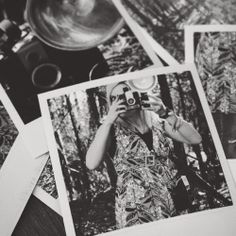 Come find out how to make polaroid pictures without a polaroid camera. Cheap, easy and so fun!