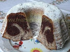 Bábovka Nikolka Cheesecakes, Food And Drink, Sweets, Bread, Cooking, Breakfast, Bundt Cakes, Fitness, Decor