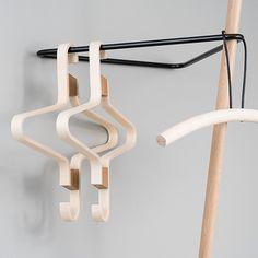 Weekly sales of unseen design and decoration brands at exclusive discounts. Coat Hanger, Wall Hanger, Clothes Hanger, Store Fixtures, Potpourri, Industrial Design, Home Accessories, Cool Designs, Furniture Design