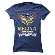 its a MELINA Thing You Wouldnt Understand  - T Shirt, H - #tshirts #vintage sweater. BUY NOW => https://www.sunfrog.com/Names/its-a-MELINA-Thing-You-Wouldnt-Understand--T-Shirt-Hoodie-Hoodies-YearName-Birthday-43584047-Ladies.html?68278