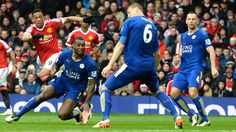 Leicester vs Manchester United Preview Prediction 2017 EPL