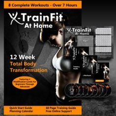Women's Complete Fitness – 8 DVDs. Shed Fat, build lean muscle and tone your body. Intense 12 week program will transform your body. 8 DVD set featuring varied workouts to provide total conditioning. Workout Dvds, Hard Workout, Intense Workout, Workout Videos, Exercise Videos, Fun Workouts, At Home Workouts, Extreme Workouts, Celebrity Diets