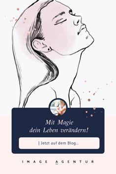 Magie, die dein Leben verändern kann   Stil- und Imageberatung Einstein, Stress, Movie Posters, Psychology Of Colour, Negative Thoughts, Achieving Goals, Film Poster, Psychological Stress, Billboard