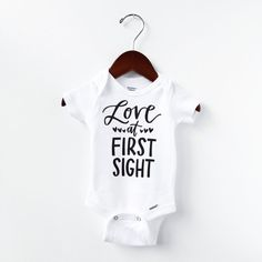From the very first moment, little ones capture our hearts. Express your love with this essential onesie! Product Details: -White, 100%…