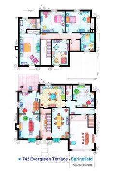 1000 Images About Famous Floorplans On Pinterest Floor