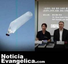 Voz de los Mártires envía biblias con más efectividad a Corea del Norte