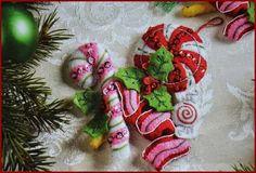 Moldes gratis de bastones navideños en fieltro03