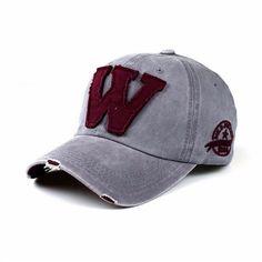 0f9865ad07ef High-quality Men Women Baseball Cap Trucker Cap Sport Snapback Washed  Hip-hop Adjustable
