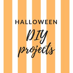 Looking for some cool DIY Halloween projects? Have a look at the pins I've collected for you, some really cool and inexpensive projects! Get spooky! Halloween Projects, Spooky Halloween, Diy Projects, Diy Pumpkin, Cool Diy, Scary Halloween, Cool Crafts, Handmade Crafts, Halloween
