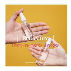 • DIY - Spray spécial aïe, ouïlle   ___ Le soleil, les vacances, la mer... et les moustiques🦟!  Ces minuscules bébêtes peuvent gâcher votre été. Heureusement il existe des solutions 💯% naturelles pour vous soulager!  Le pas à pas de ce spray est sur le blog (www.celiadreams.be)  #moustique #douleur #piqûre #diy #spray Coin, Blog, Naturopathy, Natural Health, Take Care Of Yourself, Blogging