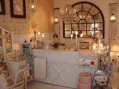 Prettiest store ever, Girly Chic Botique.
