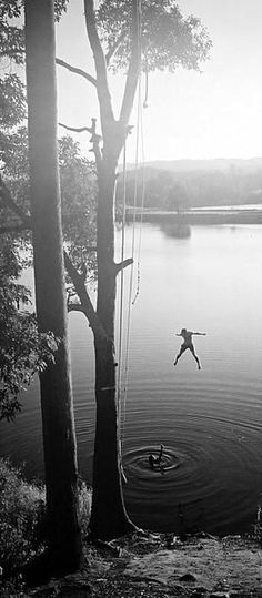 rope swing bliss