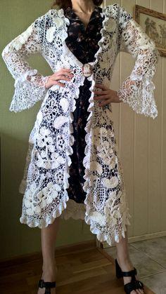 Hey, I found this really awesome Etsy listing at https://www.etsy.com/listing/516213567/crochet-coat-palto-vazanoe-krukom-aurnyj