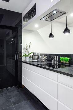 Luxury Kitchen Design, Kitchen Room Design, Living Room Kitchen, Home Decor Kitchen, Kitchen Interior, Home Kitchens, Kitchen Ideas, White Kitchen Inspiration, Kitchen Cupboard Designs