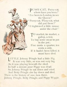 Gems from Mother Goose