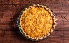 A classic Southern tomato pie recipe.