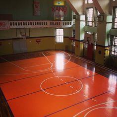 Κλειστό γυμναστήριο Χ.Α.Ν.Θ.
