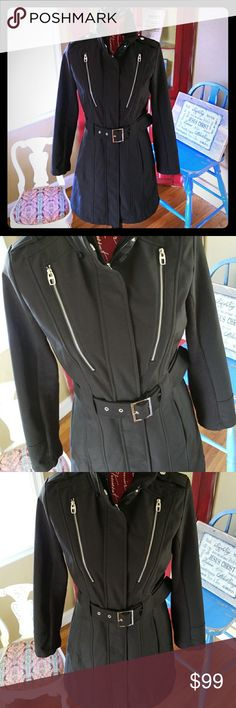 Miss Sixty Jacket! Selling a Gorgeously Designed Miss Sixty Jacket! This jacket is lined with a quality fleece type lining. The pictures do not do this jacket justice! Dress up or down with this jacket. Size Petite Medium. Miss Sixty Jackets & Coats