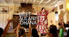 Meet Aulani's 'Ohana: Aulani, a Disney Resort & Spa Ambassador