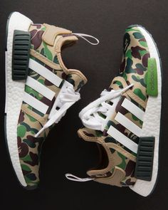 """hypebeast  """" A Closer Look at the Upcoming A Bathing Ape   adidas Originals  NMD Collaboration Long awaited and highly anticipated. 71bc1fdc1"""